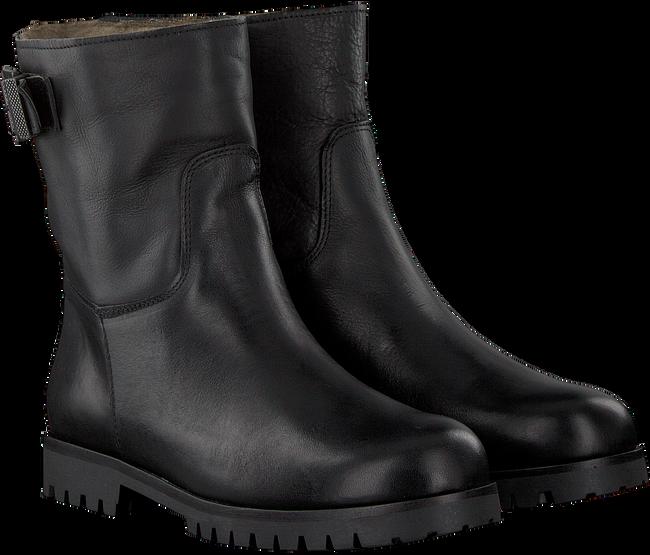 Schwarze OMODA Ankle Boots 8301 - large