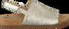 Goldfarbene UNISA Sandalen KAT - small