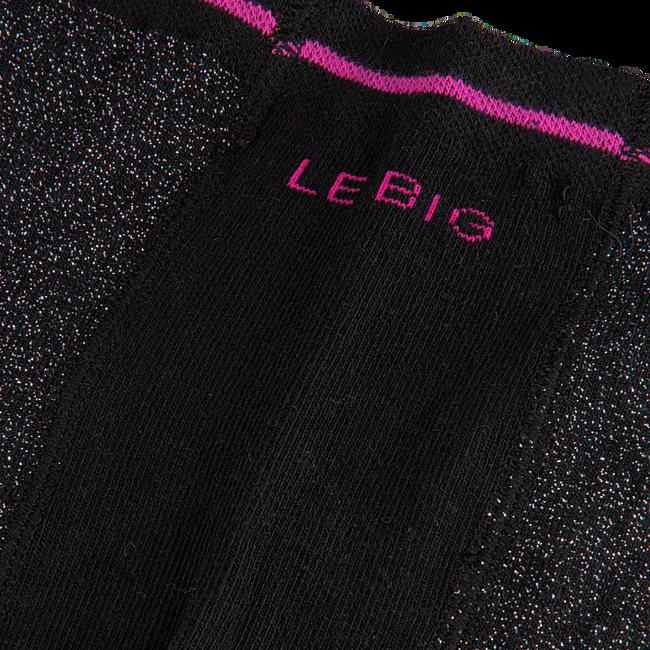 Schwarze LE BIG Socken OVO TIGHT  - large