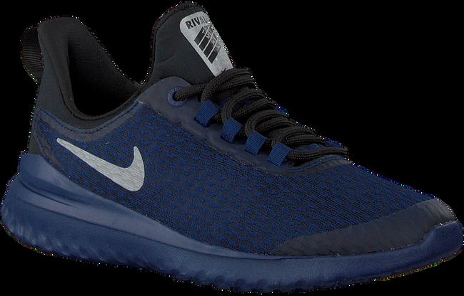 Blaue NIKE Sneaker RENEW RIVAL RFL KIDS - large