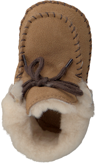 Braune UGG Babyschuhe SPARROW - large