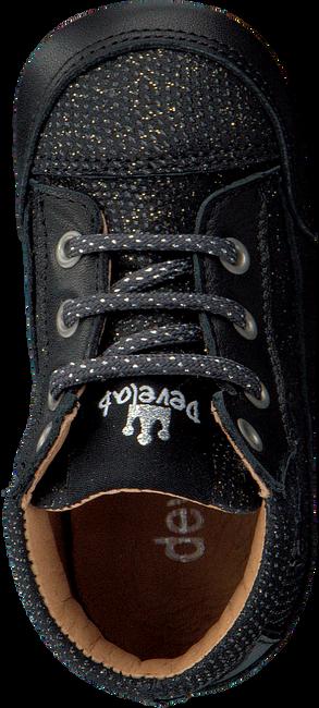 Schwarze DEVELAB Babyschuhe 41626 - large