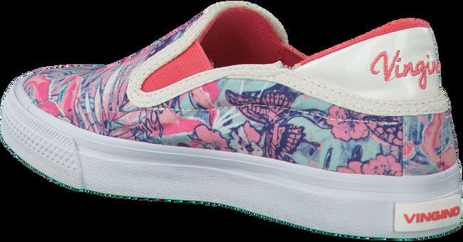 Mehrfarbige/Bunte VINGINO Slip-on Sneaker GAIA - large