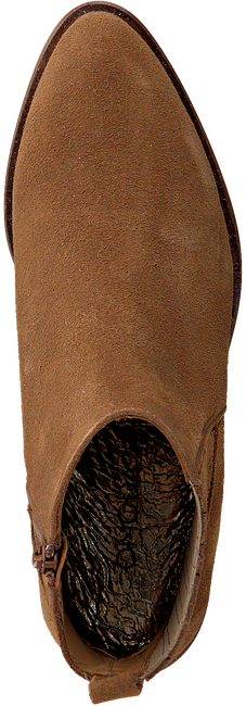 Cognacfarbene OMODA Stiefeletten ELIN 1-D  - large