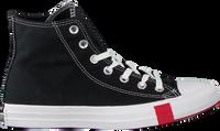 Schwarze CONVERSE Sneaker high CHUCK TAYLOR AS MULTI LOGO  - medium