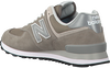 Graue NEW BALANCE Sneaker ML574 MEN - small