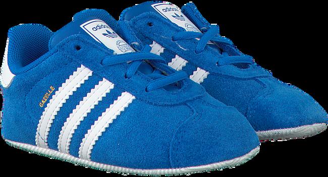 Blaue ADIDAS Babyschuhe GAZELLE CRIB - large
