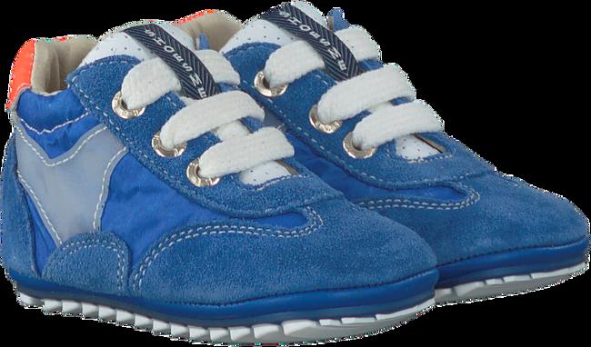 Blaue SHOESME Babyschuhe BP7S002 - large