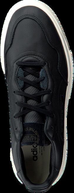 Schwarze ADIDAS Sneaker SUPER COURT MEN  - large