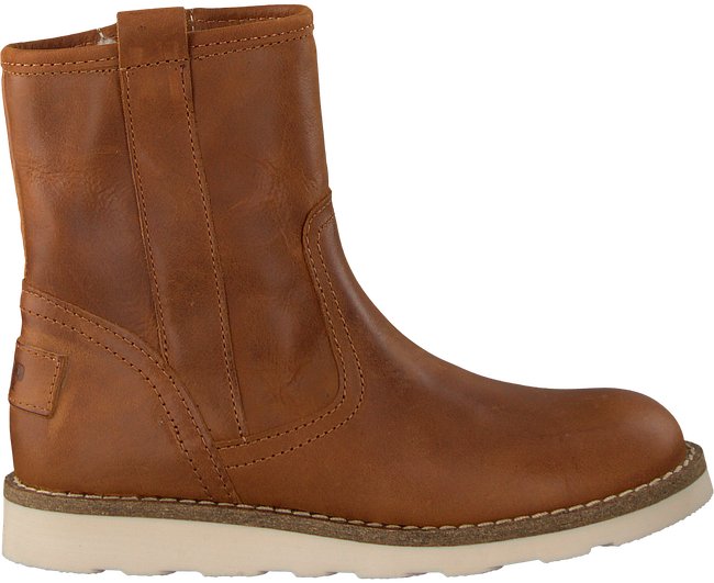 Cognacfarbene HIP Ankle Boots H2280 - large