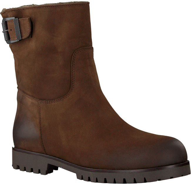 Braune OMODA Ankle Boots 8301 - large