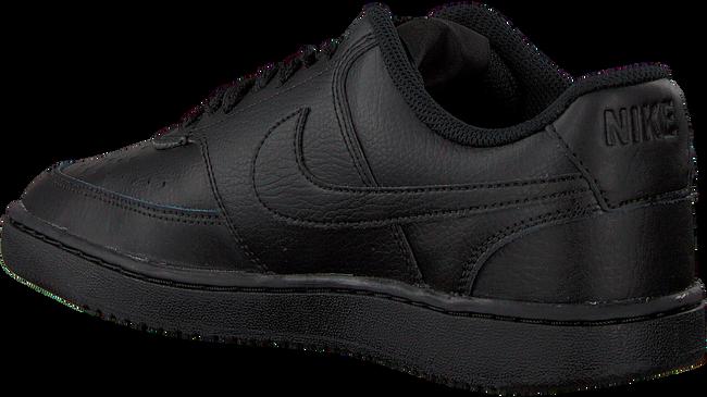 Schwarze NIKE Sneaker low COURT VISION LOW  - large