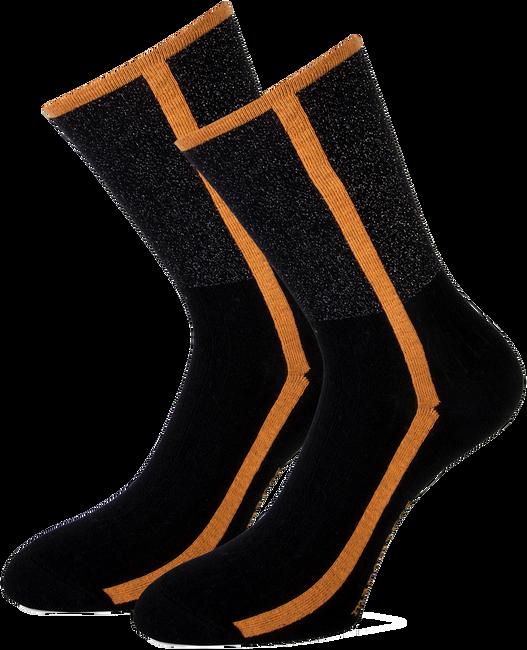 Schwarze MARCMARCS Socken DEBORAH COTTON - large