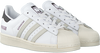 Weiße ADIDAS Sneaker low SUPERSTAR  - small