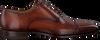 Cognacfarbene MAGNANNI Business Schuhe 12623 - small
