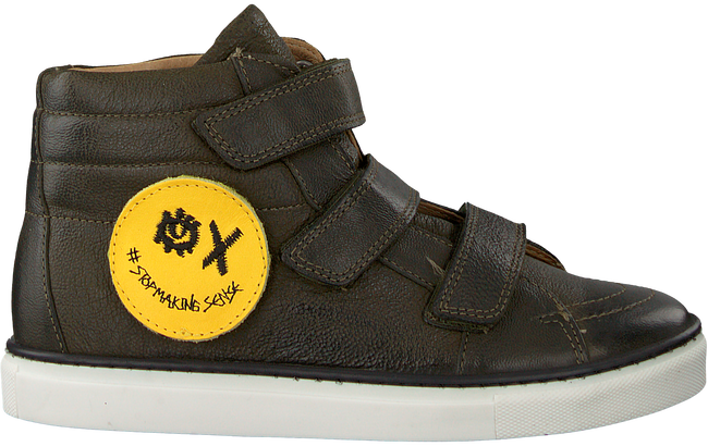 Grüne SVNTY Sneaker SMILEY - large