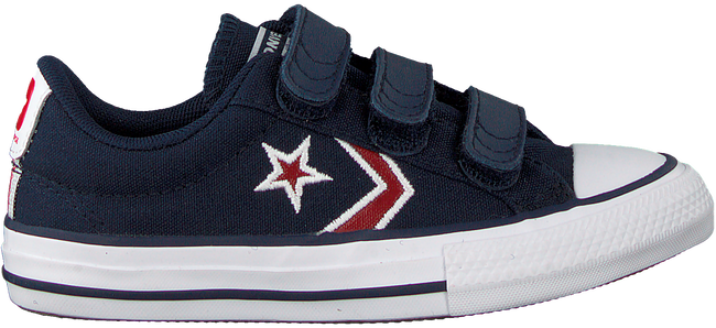Blaue CONVERSE Sneaker low STAR PLAYER 3V OX KIDS  - large