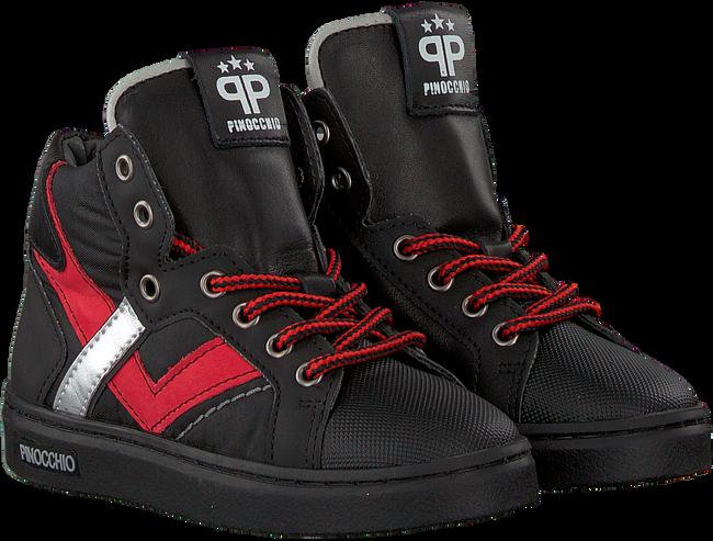 Schwarze PINOCCHIO Sneaker P1186  - large