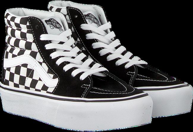 Schwarze VANS Sneaker SK8 HI PLATFORM 2.0 - large