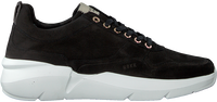 Schwarze NUBIKK Sneaker low ELVEN TANUKI  - medium