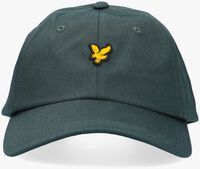Grüne LYLE & SCOTT Kappe BASEBALL CAP  - medium