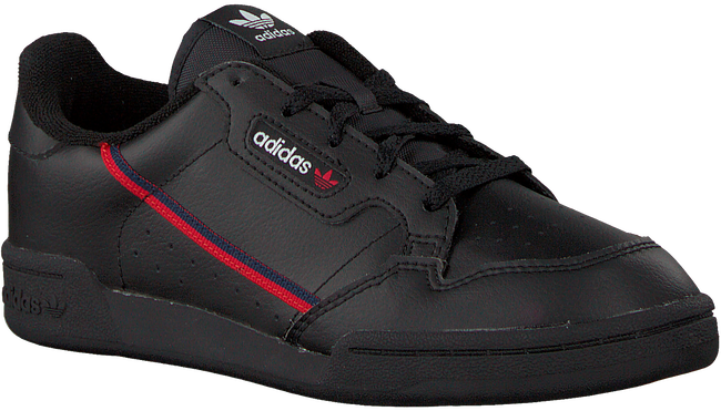 Schwarze ADIDAS Sneaker CONTINENTAL 80 C  - large