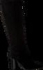 Schwarze NOTRE-V Hohe Stiefel 173/03  - small