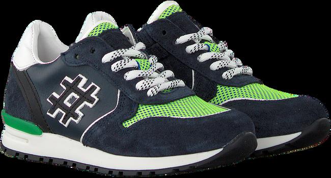 Blaue HIP Sneaker low H1290  - large