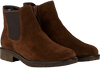 Cognacfarbene GABOR Chelsea Boots 92.701.35 - small