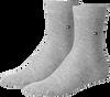 Graue TOMMY HILFIGER Socken TH CHILDREN SOCK TH BASIC 2P - small