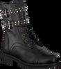 Schwarze DEABUSED Biker Boots HOLLY BIKER - small