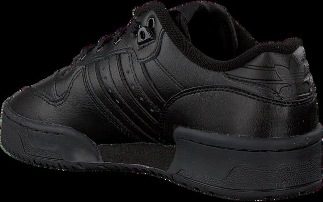 Schwarze ADIDAS Sneaker RIVALRY LOW J  - large