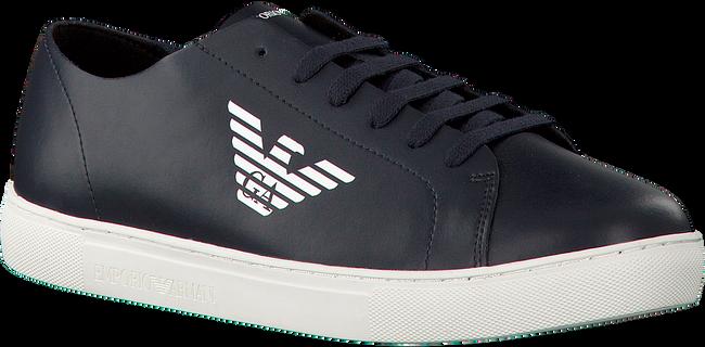 Blaue EMPORIO ARMANI Sneaker X4C471 - large