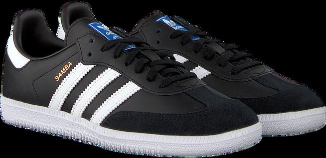 Schwarze ADIDAS Sneaker SAMBA OG J - large