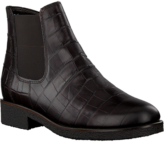 Braune GABOR Chelsea Boots 701  - large