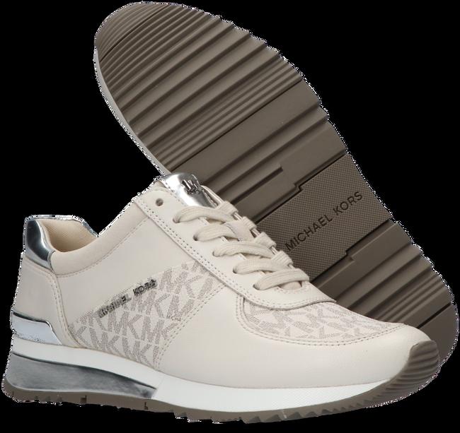 Weiße MICHAEL KORS Sneaker ALLIE WRAP TRAINER - large