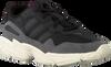 Schwarze ADIDAS Sneaker YUNG-96  - small