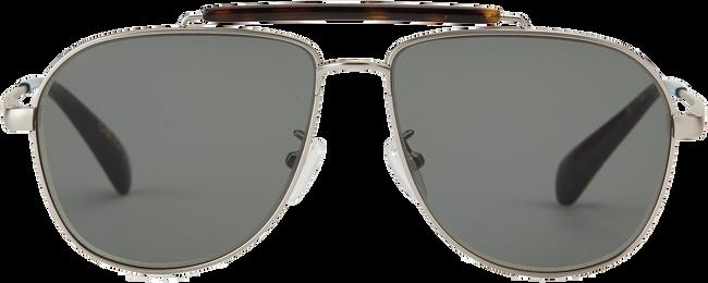 Silberne TOMS Sonnenbrille SUN-BOOKER - large