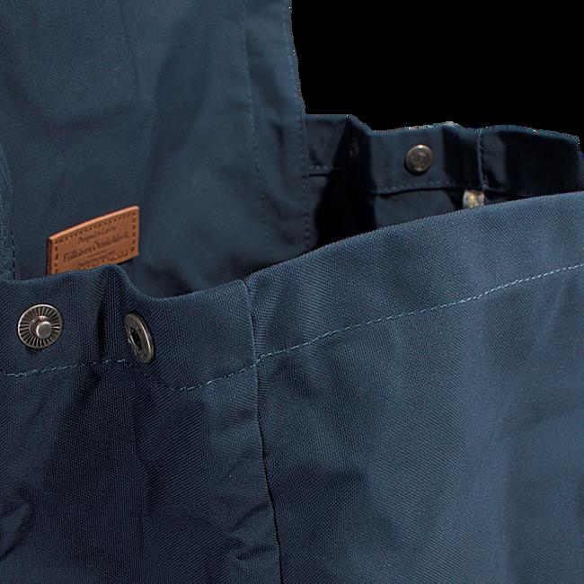 Blaue FJALLRAVEN Rucksack FOLDSACK - large