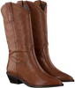 Cognacfarbene OMODA Hohe Stiefel 00197  - small