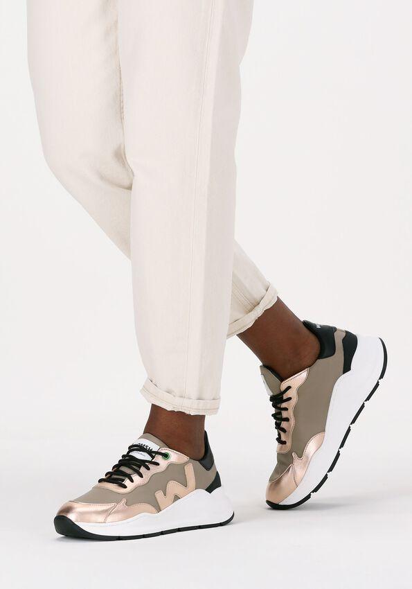 Beige WOMSH Sneaker low WAVE  - larger