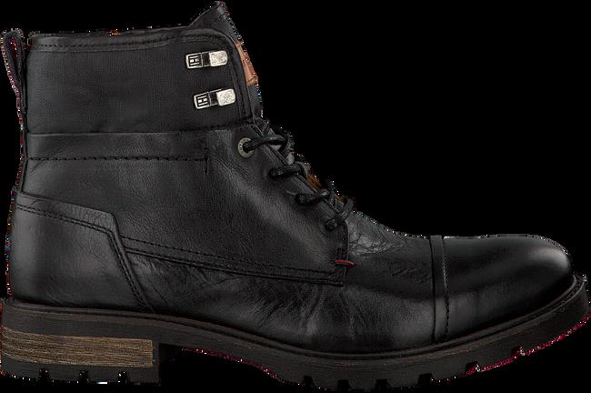 Schwarze TOMMY HILFIGER Ankle Boots CURTIS 13A - large