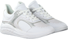 Weiße GUESS Sneaker low SAUCEY  - small
