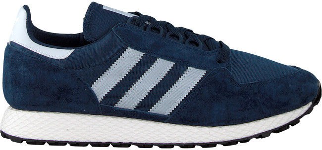Blaue ADIDAS Sneaker FOREST GROVE - large