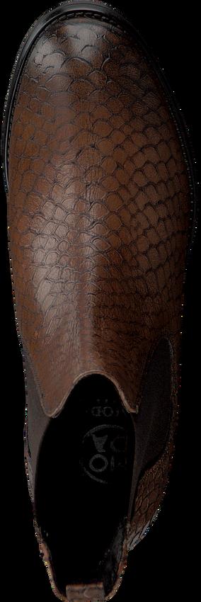 Cognacfarbene OMODA Chelsea Boots 051.903 - larger