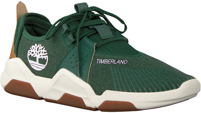 Grüne TIMBERLAND Sneaker low EARTH RALLY FLEXI KNIT OX  - large