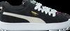 Schwarze PUMA Sneaker SUEDE JR - small