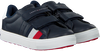 Blaue TOMMY HILFIGER Sneaker LOW CUT VELCRO SNEAKER  - small