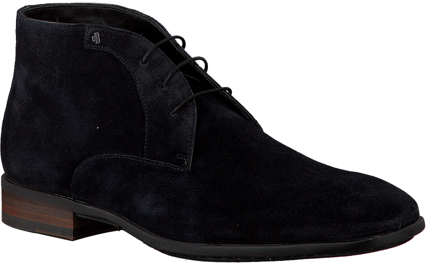 Blue VAN BOMMEL shoe 20057  - larger