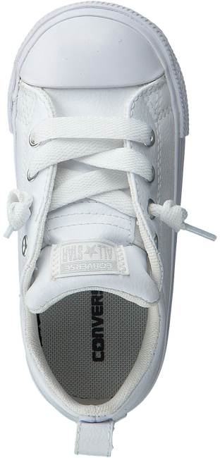 Weiße CONVERSE Sneaker CTAS STREET SLIP KIDS - large